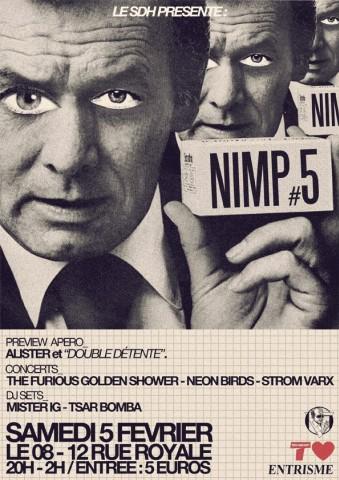 NIMP royale